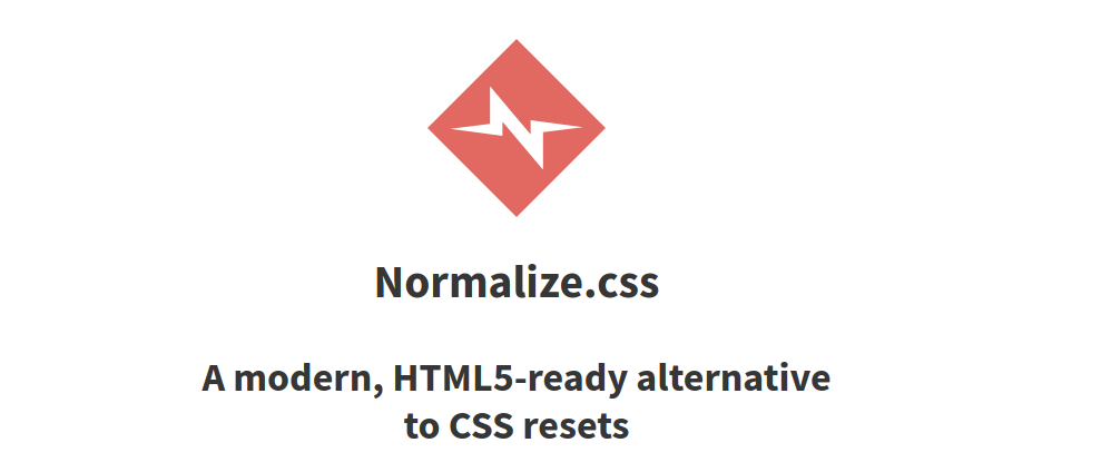 normalize css