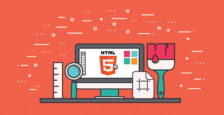 استایل های html5