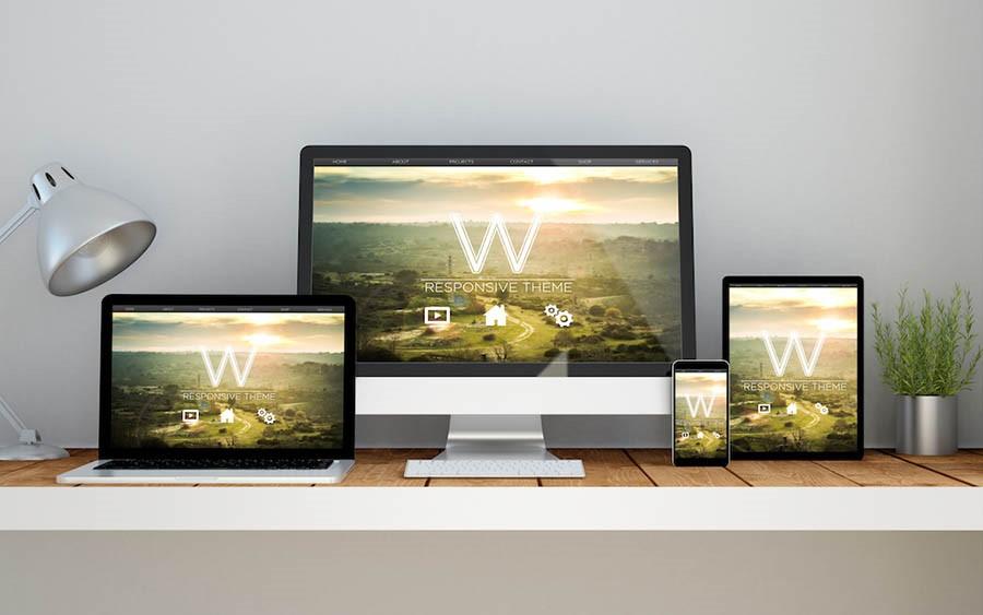 نکات طراحی سایت با وردپرس