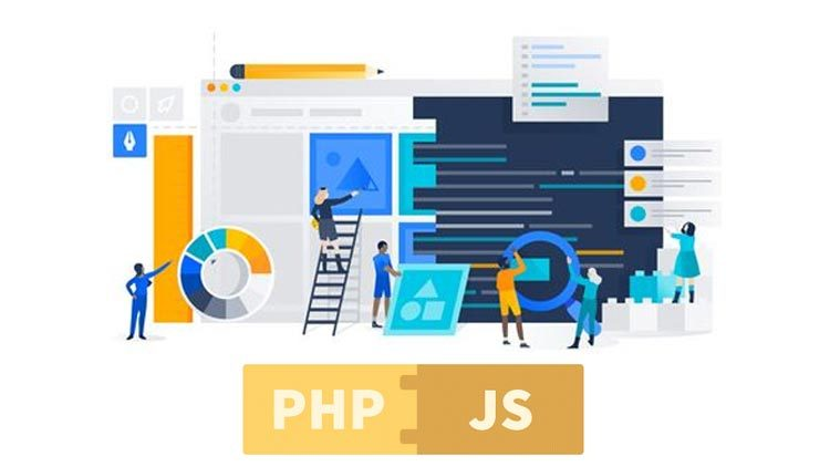 استفاده از جاوا اسکریپت و php