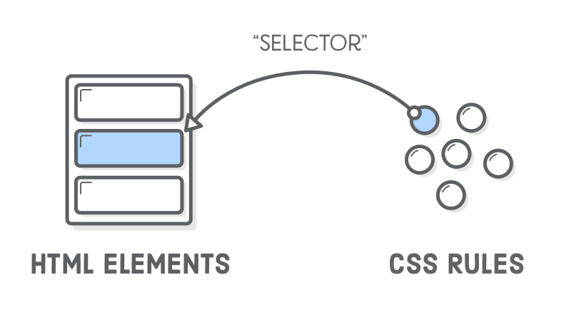 سلکتور ها در CSS