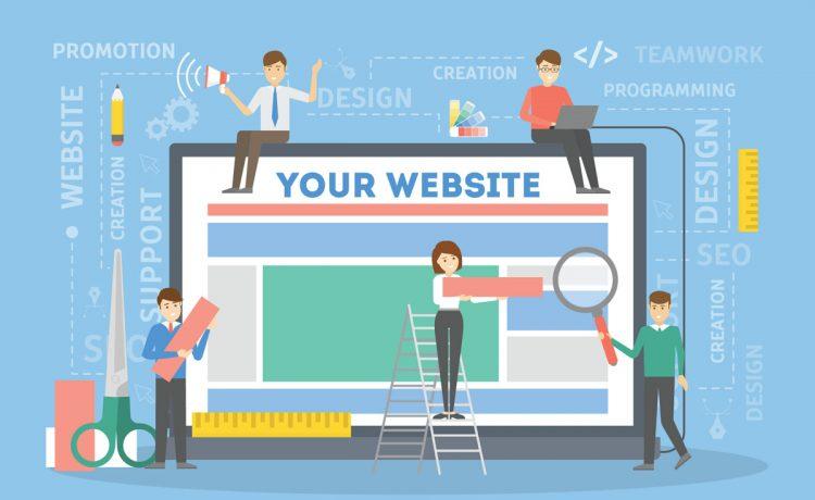 آموزش کامل ساخت وب سایت