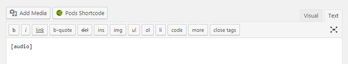 نحوه دسترسی به شورت کد های وردپرس