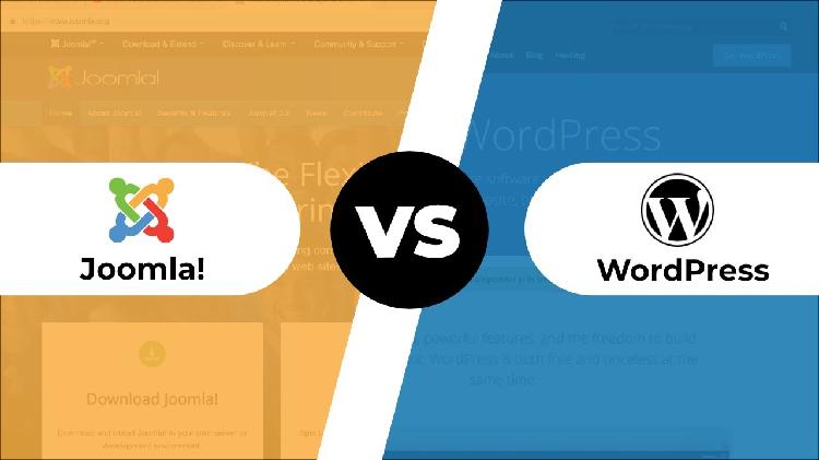 تفاوت های وردپرس و جوملا | آموزش تک