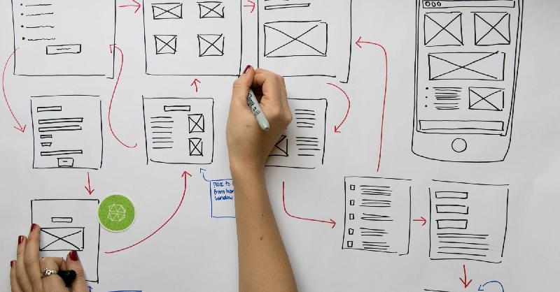 بررسی نکات مهم برای طراحی UX سایت در آموزش تک