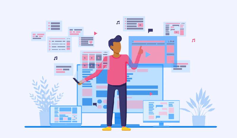 اصول طراحی UI را در آموزش تک بشناسید