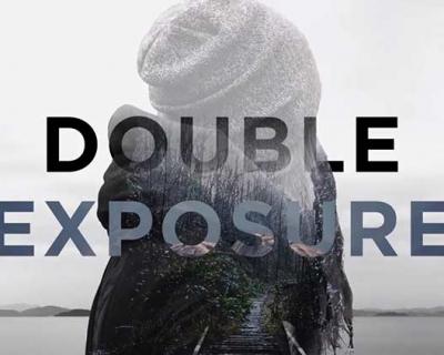 آموزش ساخت افکت Double Exposure در افترافکت