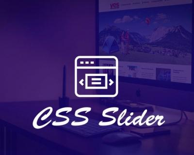 آموزش ساخت اسلایدر با CSS