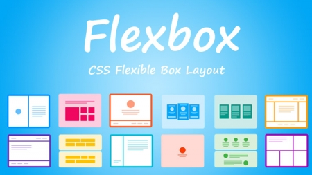 آموزش flexbox – مهم برای طراحی وب