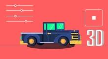 آموزش موشن گرافیک | ریگ سه بعدی با اسکریپت جویستیک
