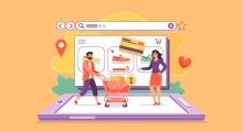 آموزش طراحی قالب فروشگاه اینترنتی